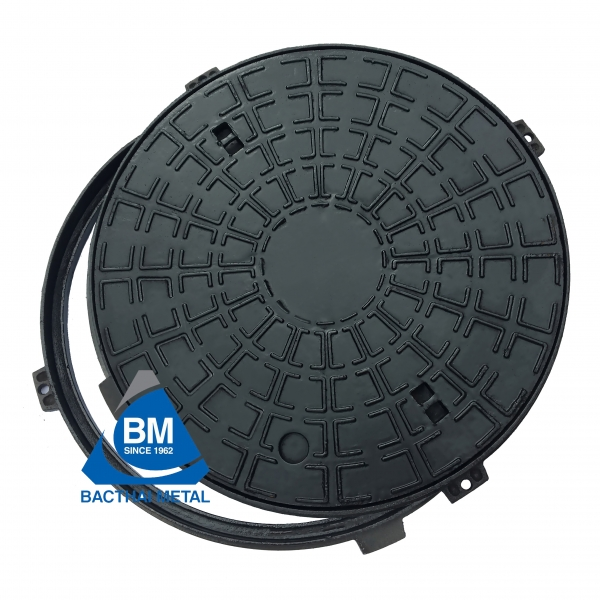 Cast iron manhole cover (gray iron, ductile iron)