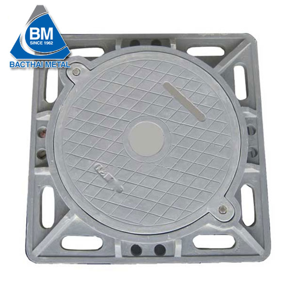 Cast iron manhole cover (ductile iron)